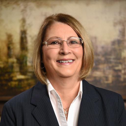 Headshot of Barbara Saad, a Small Business Advisor with Fitzpatrick, Leary & Szarko.